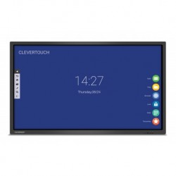 """Ecran 86"""" interactif tactile Android CleverTouch V - 4K"""