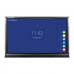 Ecran 65'' interactif tactile Android CleverTouch V - 4K