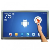 Ecran interactif tactile Android SpeechiTouch HD - 75""
