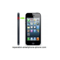 Changement nappe bouton vibreur iphone 5