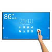Ecran interactif tactile Android SpeechiTouch UHD - 84""