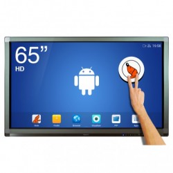 """Ecran 65"""" interactif tactile Android SpeechiTouch Full-HD"""